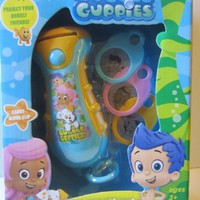 Nickelodeon Bubble Guppies Projector Light - Projects 3 Different Bubbly Friends