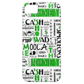 Show me the Money iPhone 5/5s Case