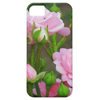 Pale Pink Roses, iPhone 5/5s Phone Case