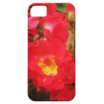 Roses and Raindrops iPhone 5/5s Case