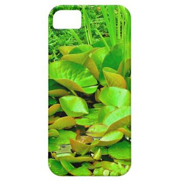 Pond, the color of green, iPhone 5/5s Case