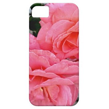 Peach Austin Roses iPhone 5/5s Case