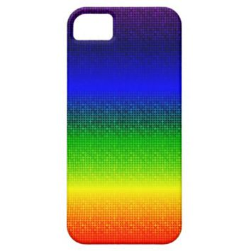 Metallic Dots Vivid, iPhone 5s Case