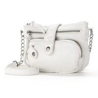 Candie's® Miranda Washed Crossbody Bag