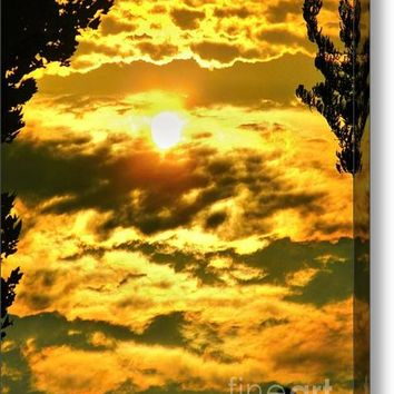 Well Good Morning Sunshine Acrylic Print