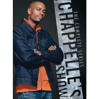 Walmart: Chappelle's Show: The Complete Series (Uncensored) (Full Frame)