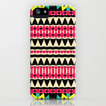 Mix #581 iPhone & iPod Case by Ornaart