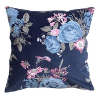 H&M Velvet cushion cover £12.99