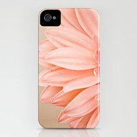Half a Gerbera  iPhone Case by secretgardenphotography [Nicola] | Society6