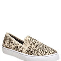Animal Print Slip-On Shoes | Wet Seal