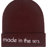 Statement Beanie | Wet Seal