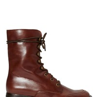Jeffrey Campbell Warfield Lace Up Boot