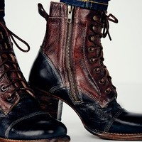 Free People Miner Lace Boot