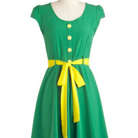 Buttercup of Sugar Dress | Mod Retro Vintage Dresses | ModCloth.com
