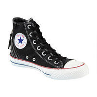 Converse® Hi-Top Sparkle Wash Tri Zips -