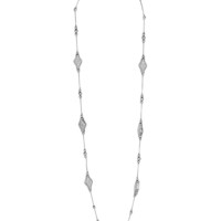 Simple Etched Necklace | FOREVER21 - 1076879366