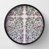 'a sort of emotional anemia.' Wall Clock by anipani