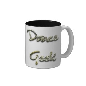 Dance Geek Gold