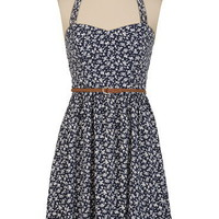 Ditsy Floral Tank Dress