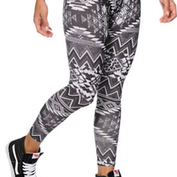 Workshop Chemtex Tribal Leggings