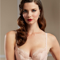 Dita Von Teese Star Lift Balconette Bra Y58955 at BareNecessities.com