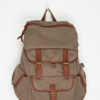 UrbanOutfitters.com > Ecote Solid Canvas Backpack