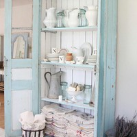 House of Turquoise: Closets and Storage