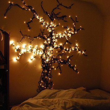 tree lights.