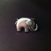 GOOD LUCK ELEPHANT Lucky Elephant Ringt by Jennasjewelrydesign
