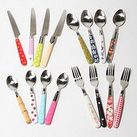Mix and Match Cutlery - Set of 16-