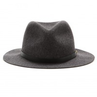 rag & bone - abbot felted-wool fedora