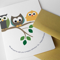 Birthday Card Funny for Anyone Your Personalities by NeatThings