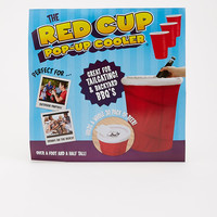 Red Cup Pop-Up Cooler