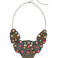Beaded Necklace - from H&M