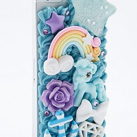 My Little Pony Mix iPhone 5 Case in Blue - Urban Outfitters