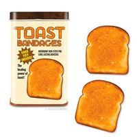 Toast Bandages - Whimsical  Unique Gift Ideas for the Coolest Gift Givers
