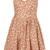 Floral Heart Cut Out by Rare** - New In - Topshop