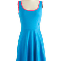 Neon and Neon Dress | Mod Retro Vintage Dresses | ModCloth.com