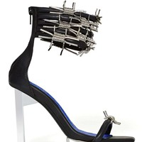 Jeffrey Campbell Lynk MP Heel