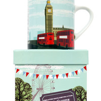 Mini Moderns Guide To London - Big Ben Mug (£8.00) - Hunkydory Home