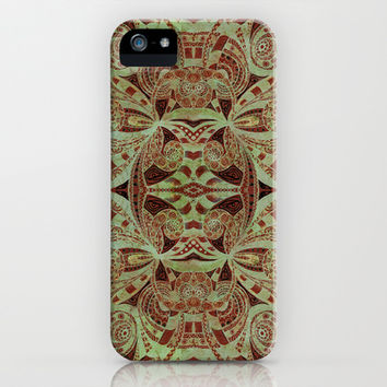 Indian Style G234 iPhone & iPod Case by MedusArt