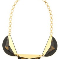 Madewell Resin Colorcraft Statement Necklace