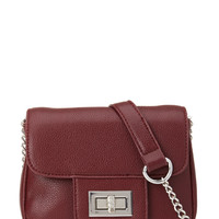 Chain Strap Crossbody Bag