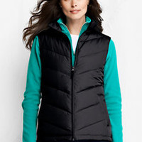 Women's Core Down Vest from Lands' End