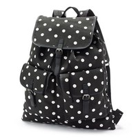 Candie's® Dotted Oversized Backpack
