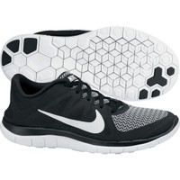 Nike Women's Free 4.0 Running Shoe - Black/White | DICK'S Sporting Goods