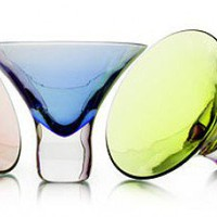 Martini Goblets ? ACCESSORIES -- Better Living Through Design