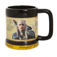 The Lord Of The Rings Legolas Mug
