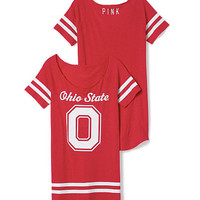 Ohio State University Sleep Tee - PINK - Victoria's Secret