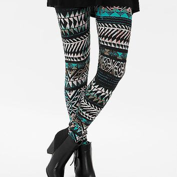 ShoSho Fashion Southwestern Legging